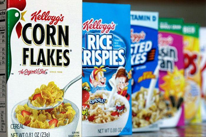 Kellogg's say their decision to stop paying halal certification fees was not due to public pressure. Source: Getty