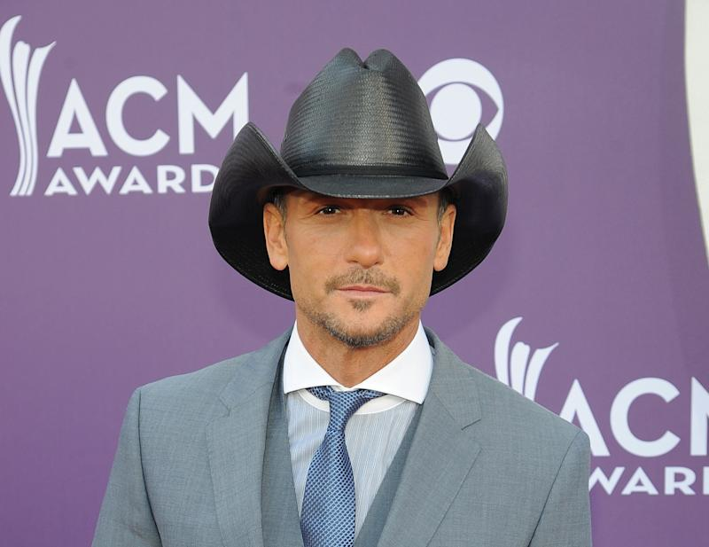 Curb Records sues Tim McGraw in federal court
