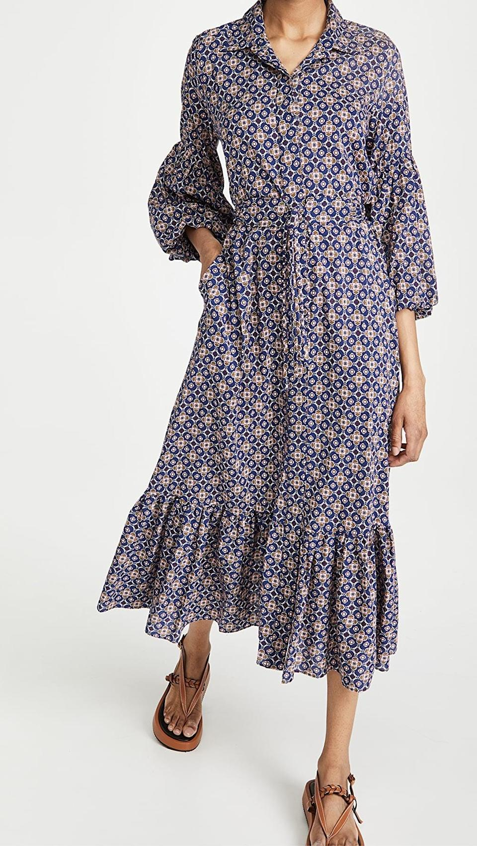 <p>This <span>Misa Adriana Dress</span> ($395) makes us want to go on a vacation.</p>