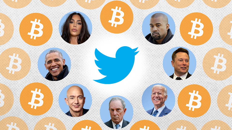 Elon Musk, Kim Kardashian and Barack Obama are among victims of the hack