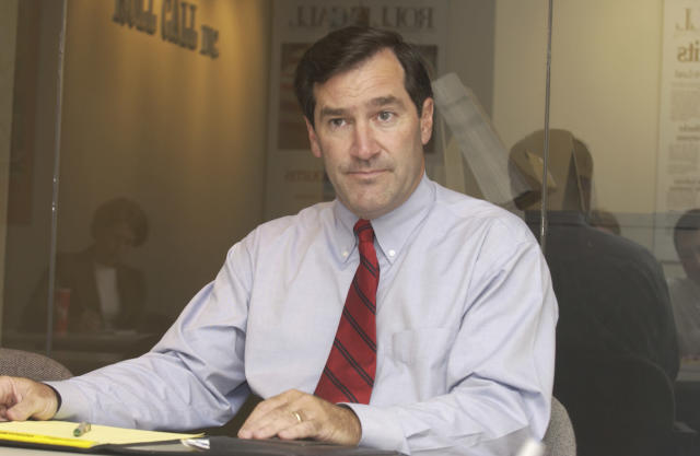 Joe Donnelly in 2004. (Photo: Douglas Graham/Roll Call via Getty Images)