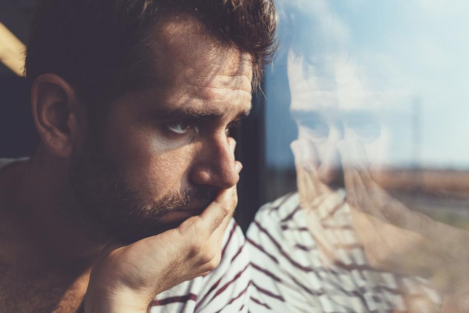 Is Britain in the grips of a male loneliness epidemic [Photo: Getty]