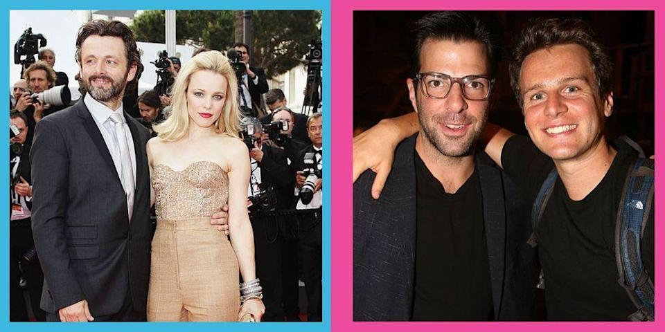<p>It's easy to forget that some people have been in the public eye for multiple decades. Which means, as well as watching their careers develop, much of their private lives have been at the centre of celebrity speculation over the years - including who they've been dating. Here, we look back on 28 surprising celebrity couples that you might have forgotten happened (some of them even got engaged!)</p>