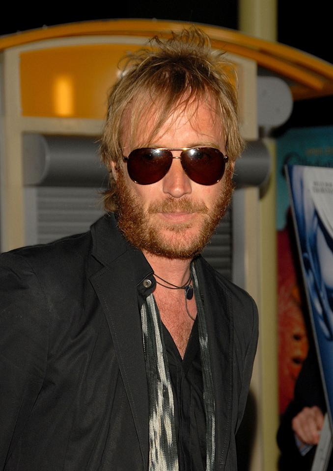 """<a href=""""http://movies.yahoo.com/movie/contributor/1800018838"""">Rhys Ifans</a> at the Los Angeles premiere of <a href=""""http://movies.yahoo.com/movie/1809946368/info"""">The Informers</a> - 04/16/2009"""