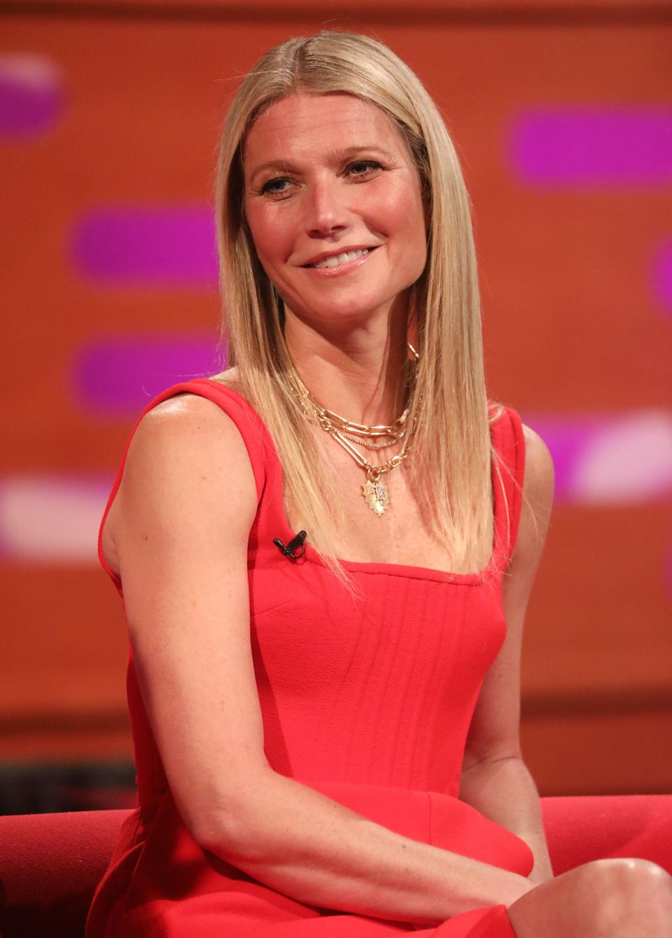 Gwyneth Paltrow has paid tribute to her former Glee co-star. (Photo: PA)