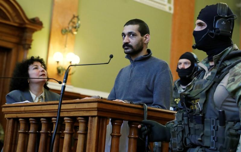 Hungary begins trial of Syrian man accused of leading IS murder brigade