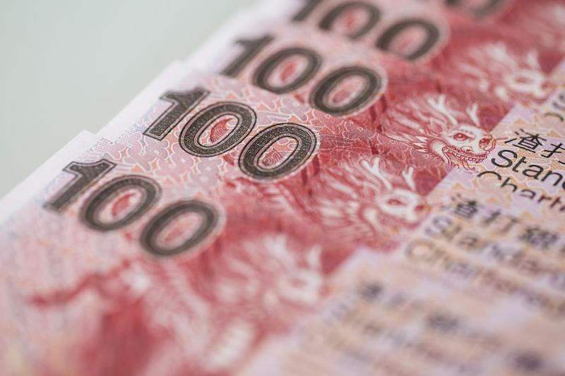 Hong Kong Steps In to Defend Its Currency Peg Again
