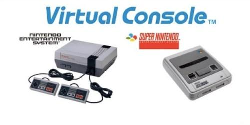 Nintendo Wii U Virtual Console coming after Spring update