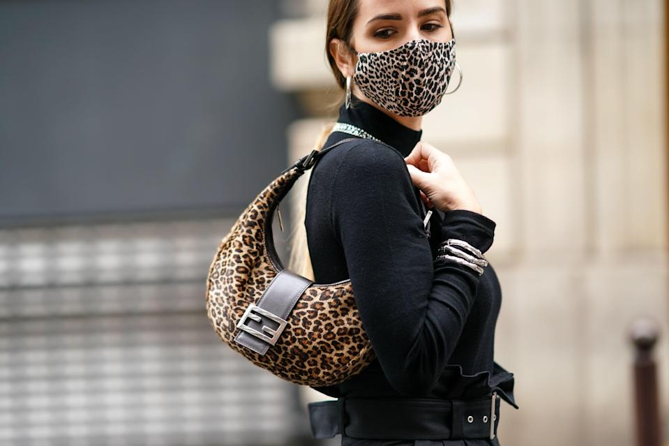 """<p>Although we may not have predicted this at the beginning of the year, the events of 2020 have proven that face coverings and masks are likely to be part of our lives, and our wardrobes, for some time, meaning it is probably worth investing in a good one.</p><p>There are countless styles to choose from courtesy of some of our <a href=""""https://www.harpersbazaar.com/uk/fashion/what-to-wear/g32458277/shop-fabric-face-masks/"""" rel=""""nofollow noopener"""" target=""""_blank"""" data-ylk=""""slk:favourite independent fashion brands"""" class=""""link rapid-noclick-resp"""">favourite independent fashion brands</a>, from the colourful to the printed, organic cotton to those with replaceable filters, but one of the best fabrics to choose from, particularly if you have been suffering with maskne, is to opt for silk. <br></p><p>Silk is a hydrophobic material, which makes it is less absorbent to water, meaning that if you wear a silk mask, you skin will dry out less in comparison to other fabrics – and it is also naturally hypoallergenic, which will help to prevent your skin from becoming irritated. So, if you feel that your skin has been drying out or breaking out as a result of a covering, a silk face mask may be just the solution you need.</p><p>Below, we round up 10 of the most stylish silk face masks to invest in this winter. </p><p>For more <a href=""""https://www.harpersbazaar.com/uk/beauty/skincare/a34438949/maskne-treatments/"""" rel=""""nofollow noopener"""" target=""""_blank"""" data-ylk=""""slk:information on how to treat maskne, head this way"""" class=""""link rapid-noclick-resp"""">information on how to treat maskne, head this way</a>.<br></p>"""
