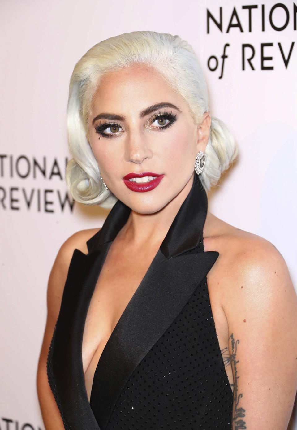 <p>Photo by: zz/John Nacion/STAR MAX/IPx 2019 1/8/19 Lady Gaga at the 2019 National Board of Review (NBR) Gala held on January 8, 2019 in New York City. (NYC)</p>