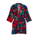 <p><span>The Ultimate Floral Robe in Night Flowers</span> ($78) </p>
