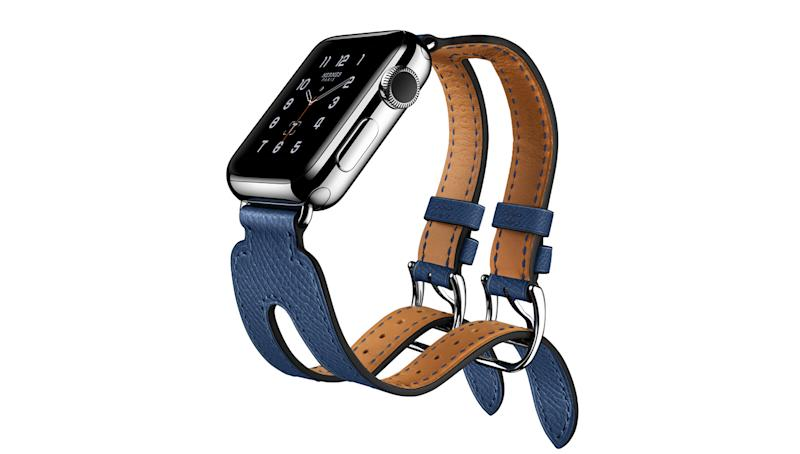 ea2bf78354f4 Hermès Partners with Apple Once Again on the New Apple Watch Hermès Series 2