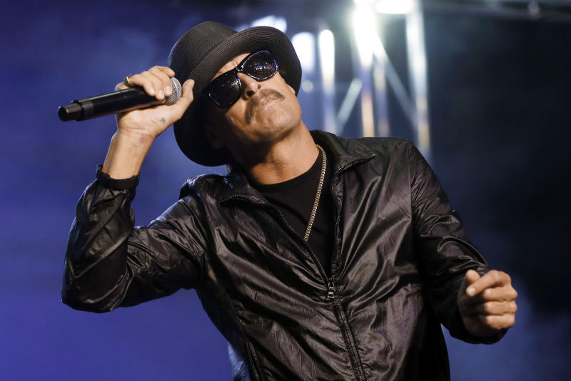 Kid Rock's Detroit eatery closing after profane comments about Oprah