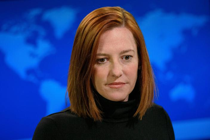 <p>Jen Psaki was named Joe Biden's incoming White House press secretary </p> (AFP via Getty Images)