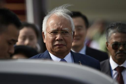 Scandal-hit Malaysian PM to visit White House
