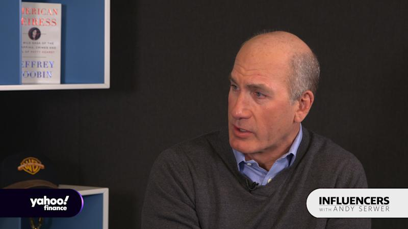 """John Stankey, AT&T President and COO, appears on """"Influencers with Andy Serwer."""""""