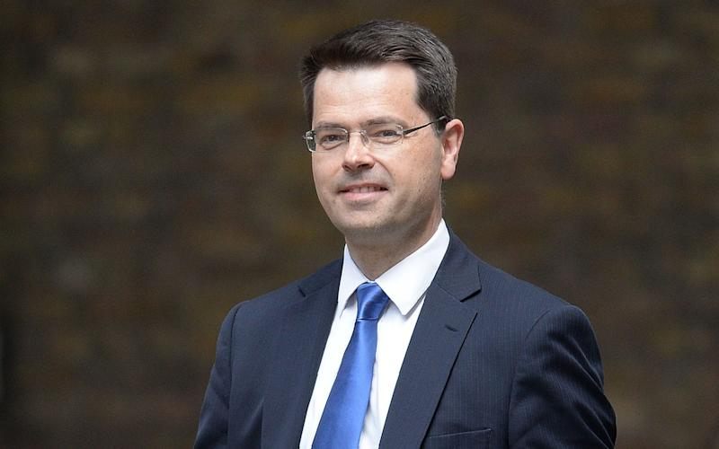 James Brokenshire MP thanked people for the