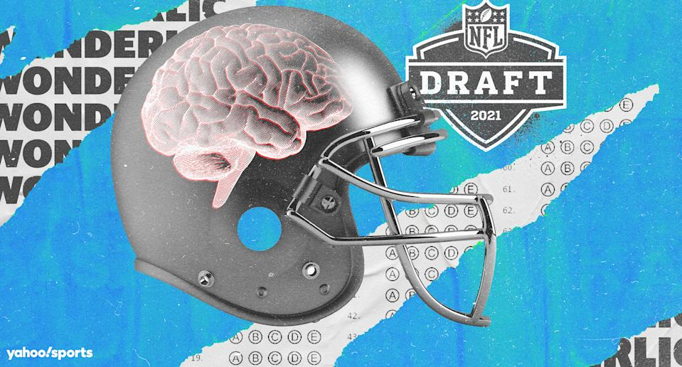 The Wonderlic test has been given to NFL prospects for decades. But could it eventually be phased out? (Amber Matsumoto/Yahoo Sports)