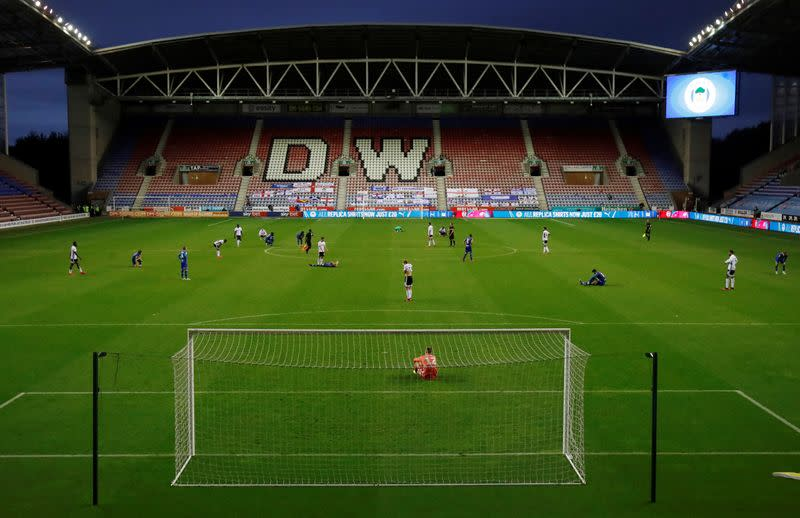 Wigan reach agreement on sale to Spanish investor