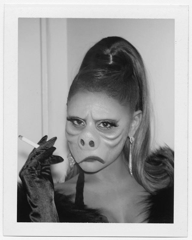 "<p>Ariana really stepped it up with her costume, dressing as a character from the <em>Twilight Zone</em> episode, ""Eye of the Beholder,"" which provides commentary on beauty standards. </p><p><a href=""https://www.instagram.com/p/B4QnqppF2qc/"" rel=""nofollow noopener"" target=""_blank"" data-ylk=""slk:See the original post on Instagram"" class=""link rapid-noclick-resp"">See the original post on Instagram</a></p>"