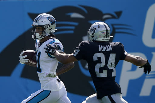 Raiders' 2nd-year players step up in season-opening win