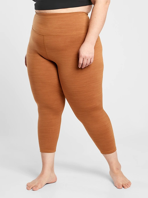 """<h2>Athleta</h2><br><strong>Best For: </strong>Giving Back <br><strong>Size Range: </strong>00-26, XXS-3X<br><br>Athleta has recently expanded their size range, but on top of that, they are a certified B-corp. A B-corp is a business designation that means the business prioritizes community and the environment just as it does profit. In particular, their P.A.C.E initiative strives to provide each woman in their factories with advanced educational opportunities and life skills classes. <br><br>Although their products aren't made from completely recyclable materials, about 40% are which is still pretty solid if you ask me. <br><br><em>Shop <strong><a href=""""https://athleta.gap.com/browse/category.do?cid=1171534"""" rel=""""nofollow noopener"""" target=""""_blank"""" data-ylk=""""slk:Athleta"""" class=""""link rapid-noclick-resp"""">Athleta</a></strong></em><br><br><strong>Athleta</strong> Elation Space Dye 7/8 Tight, $, available at <a href=""""https://go.skimresources.com/?id=30283X879131&url=https%3A%2F%2Fathleta.gap.com%2Fbrowse%2Fproduct.do%3Fpid%3D599747032%26vid%3D1%23pdp-page-content"""" rel=""""nofollow noopener"""" target=""""_blank"""" data-ylk=""""slk:Athleta"""" class=""""link rapid-noclick-resp"""">Athleta</a>"""