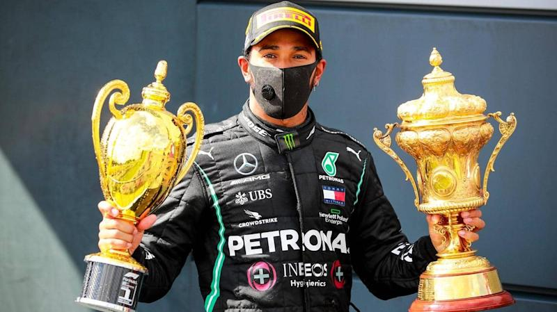 F1 2020 season: Records scripted by Lewis Hamilton