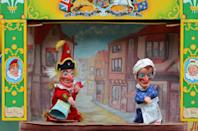 """<p>Punch & Judy shows have been a staple of the British seaside for centuries. In fact, its history stretches back to the diarist Samuel Pepys, who wrote about seeing a show in Covent Garden over 350 years ago. That hasn't stopped Barry Town Council from banning the show from a festival next month because of its """"inappropriate hitting"""" – and because it depicts an """"abusive"""" relationship. <i>(Credit: WikiCommons)</i></p>"""