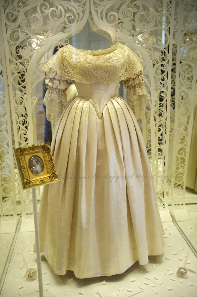 <p>Ever wonder why so many brides wear white? Thank Queen Victoria. In 1840, she walked down the aisle to marry Prince Albert wearing a white wedding dress that sparked a trend, making white the go-to shade for brides.</p>