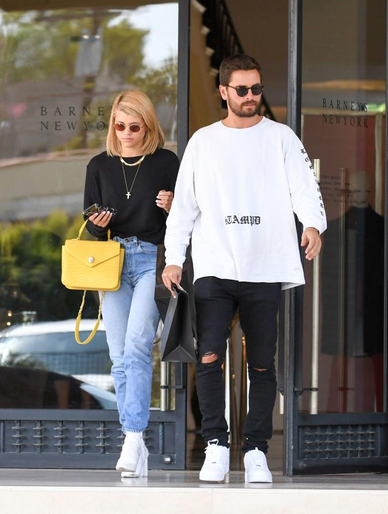 Sofia Richie and Scott Disick Are Over. Finally.