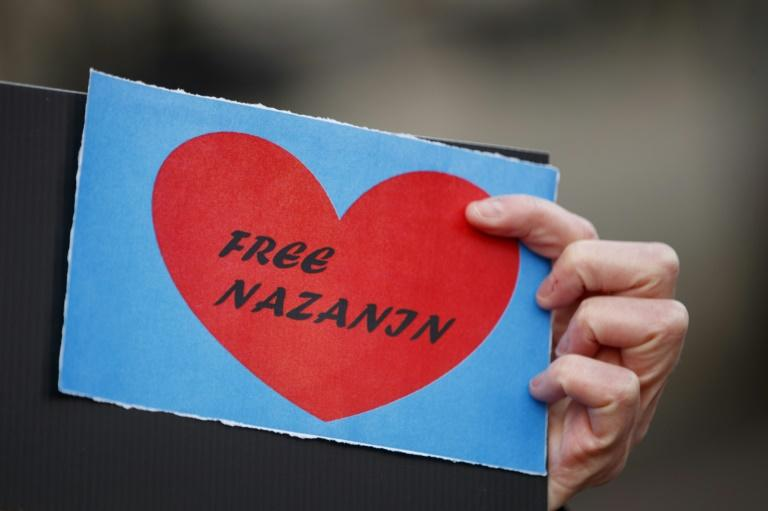 Campaigners have staged protests to demand the release of Nazanin Zaghari-Ratcliffe