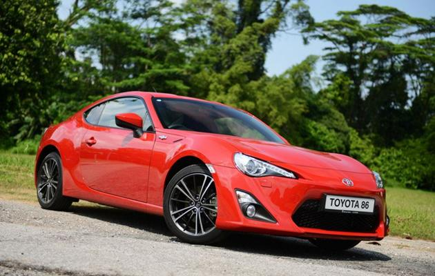 Car Review: Toyota 86