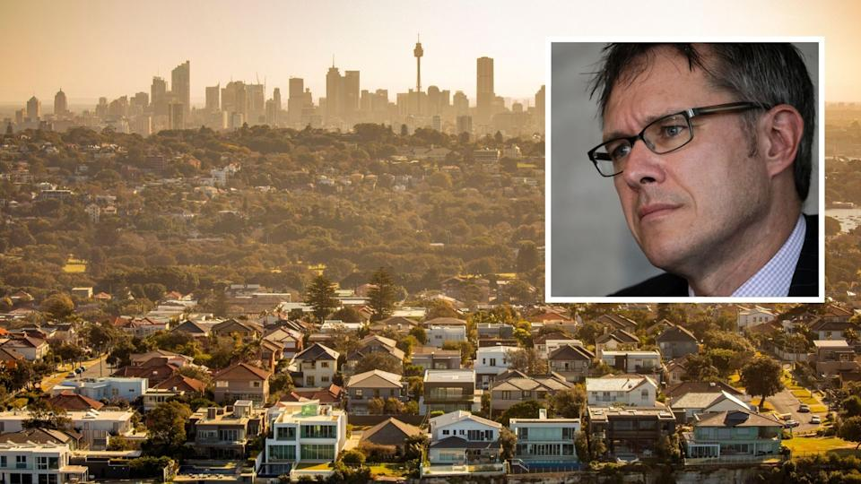 Guy Debelle has said the RBA isn't ruling out further cuts. Images: Getty