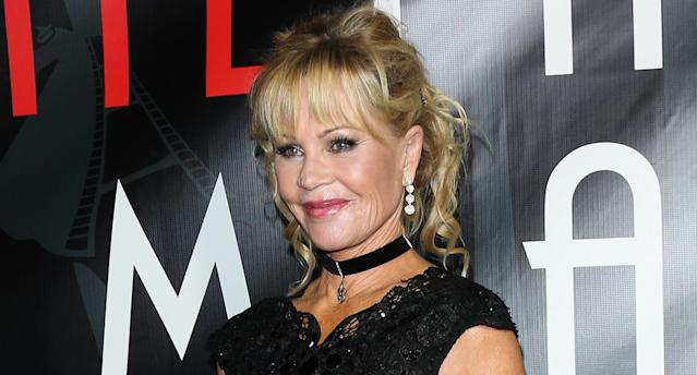 Melanie Griffith (Photo: Getty Images)