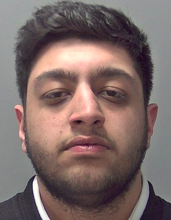 Robin Christy supplied the tablets to university friend Kasam Rahman (pictured), who passed them on to Isaac Lyndsay. (Police handout)