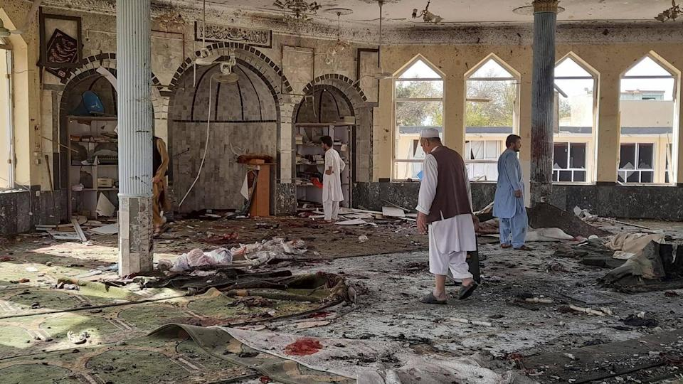 ISIS-K claims killing 300 Shia worshippers in Afghan mosque attack