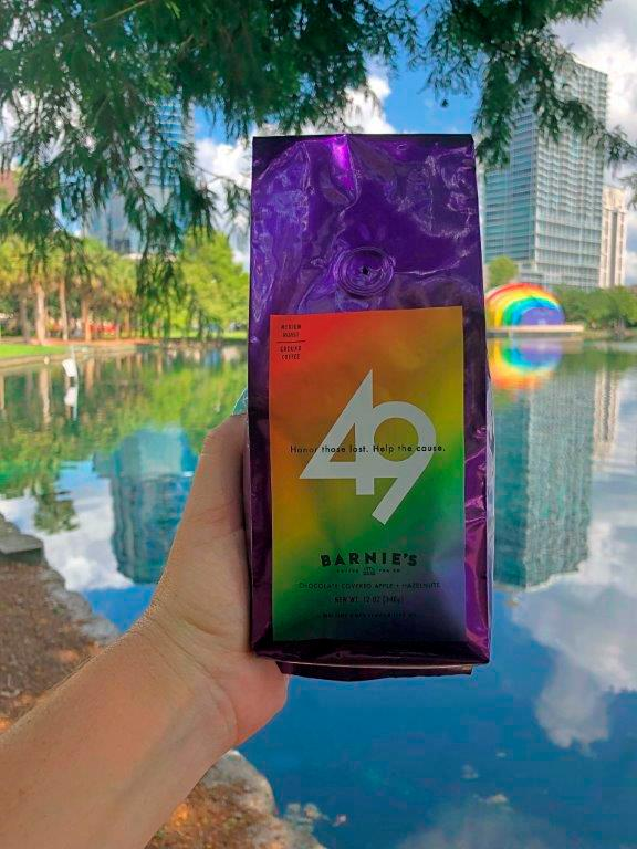 """Barnie's Unveils """"49"""" Special Blend Coffee to Help Support Those Affected by Pulse Nightclub Tragedy"""