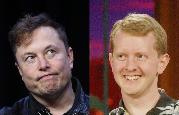 Elon Musk Calls 'Jeopardy!' Champ Ken Jennings a 'Knucklehead' in Pandemic-Fueled Twitter Feud - Yahoo Style