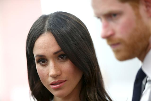 Meghan Markle has got some family issues. (Photo: Yui Mok – WPA Pool/Getty Images)