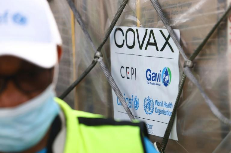 The Covax vaccines arrived in Ghana on February 24 -- the first in a global rollout to poorer countries