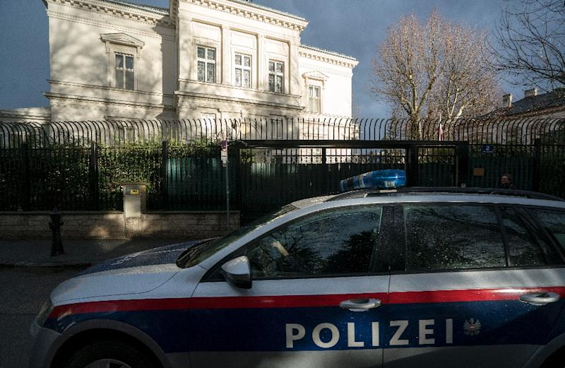 The Austrian of Egyptian origin had attacked a soldier outside the Iranian envoy's residence in Vienna before eventually being shot dead