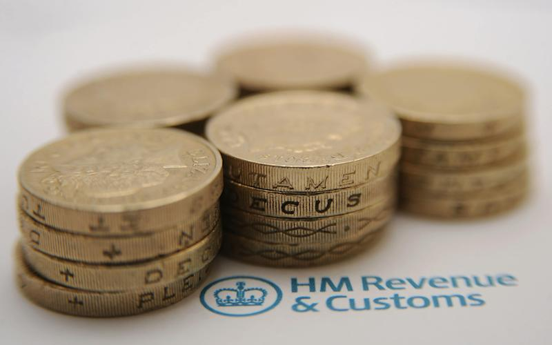 HMRC said no other taxpayers had reported the same issue as our reader - Joe Giddens/PA Wire