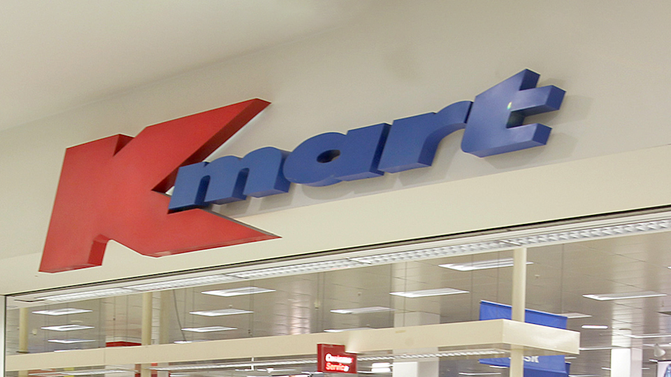 Image of Kmart sign