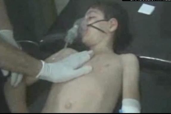 Syria: What Is Poisonous Gas?