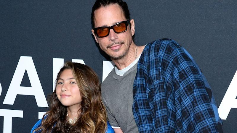Chris Cornell's Daughter Toni Releases Song Produced by the Singer Before His Death
