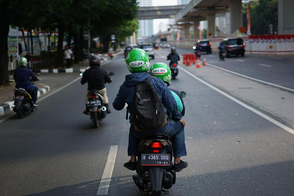 Go-Jek Fields Bank Pitches Amid $3 Billion Funding Drive