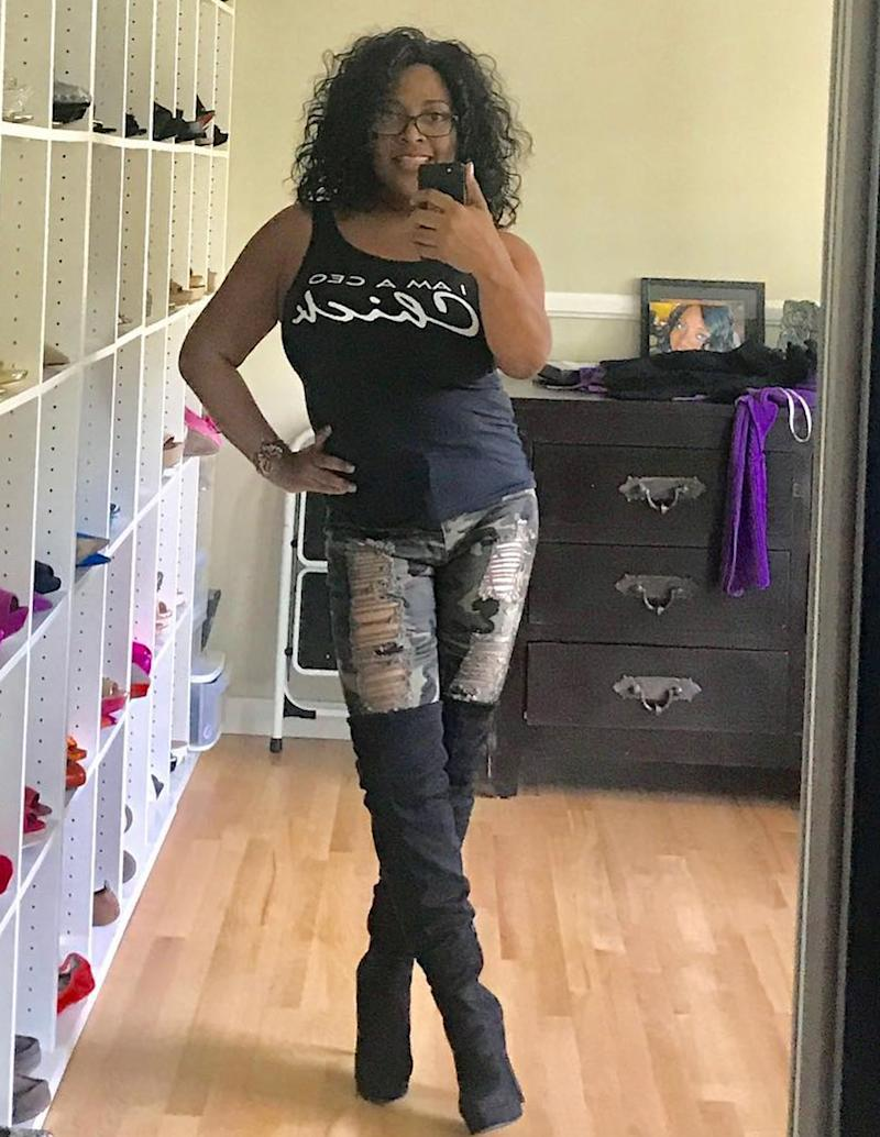 0cff5c3e563 Sherri Shepherd Lost 25 Lbs. on the Keto Diet — and Has Made it Over 260  Days Without Sugar!