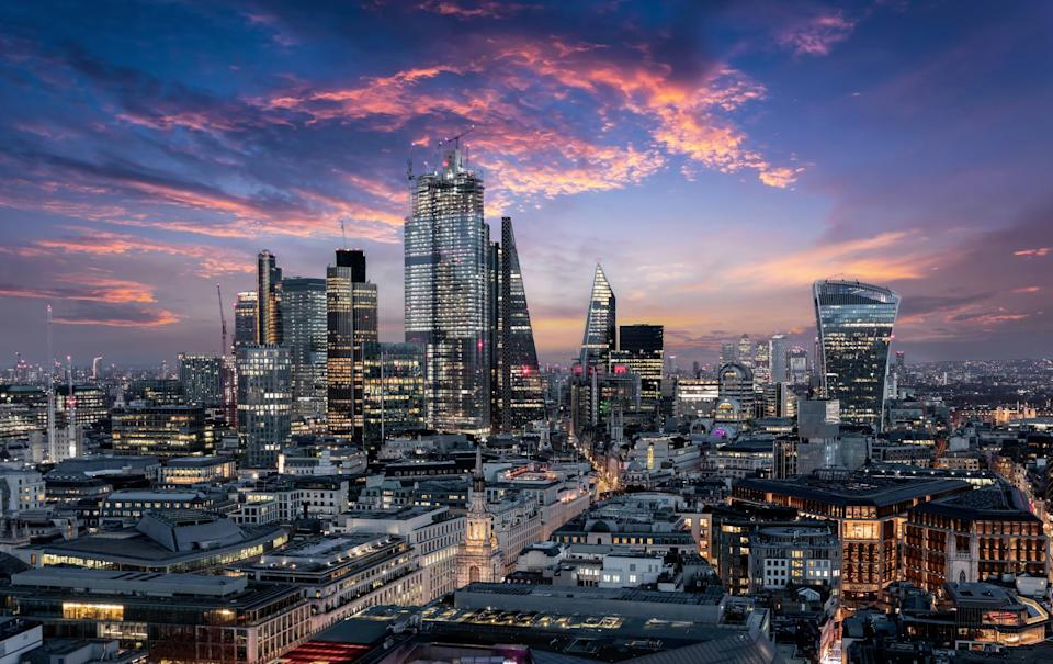 Discover a serene side to the Big Smoke (istock)