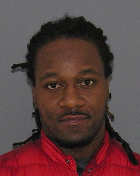 Bengals CB Adam Jones was arrested Tuesday morning. (Hamilton County Sheriff's Office)