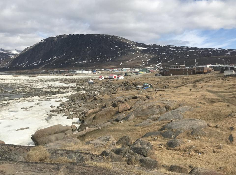 """<span class=""""caption"""">Inuit in the Qikiqtaaluk (Baffin) region must travel long distances south to receive specialized health-care services.</span> <span class=""""attribution""""><span class=""""source"""">(Janet Jull)</span>, <span class=""""license"""">Author provided</span></span>"""